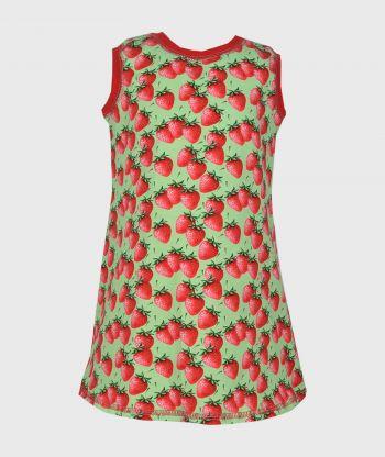 Everyday Strawberry Dress